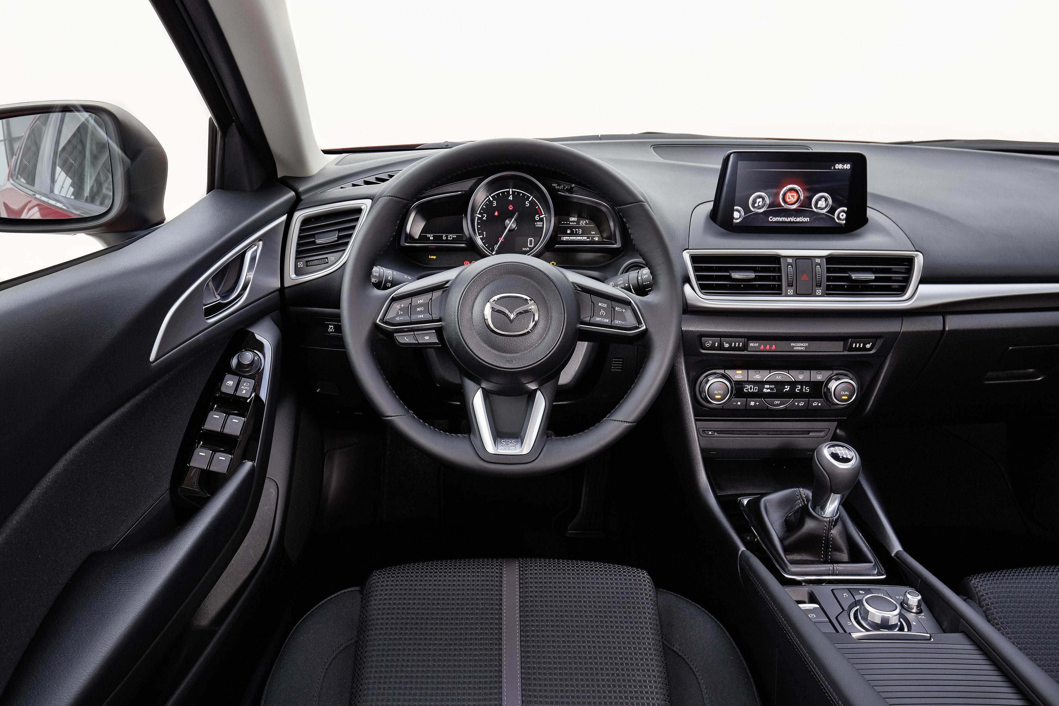 Mazda 3 Interieur