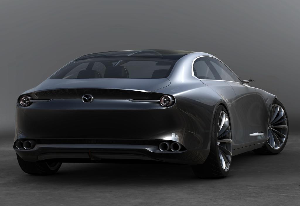 Mazda Vision Coupé - Autovisie.nl