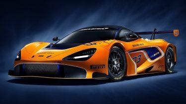 McLaren 720S GT3 Foto 1