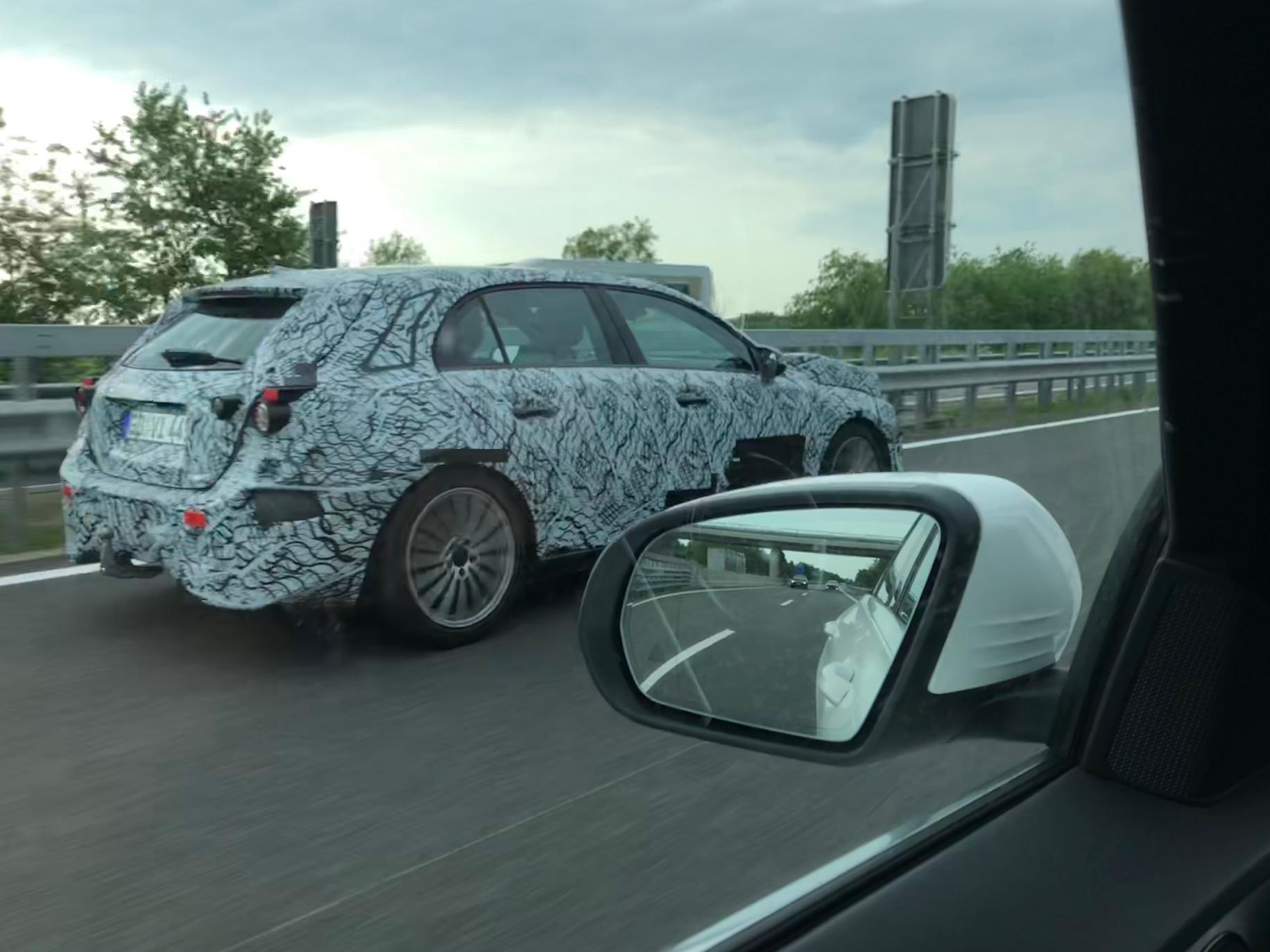 Mercedes GLA Klaas Jan Nieswaag
