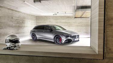 Mercedes-AMG CLA 45 4MATIC+ Shooting Brake