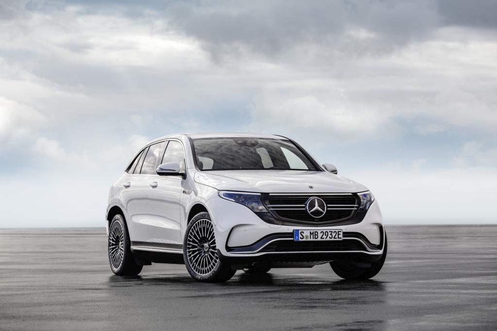 Mercedes Eqc Verkoopt Slecht De Eerste Elektrische Mercedes Is Een Flop