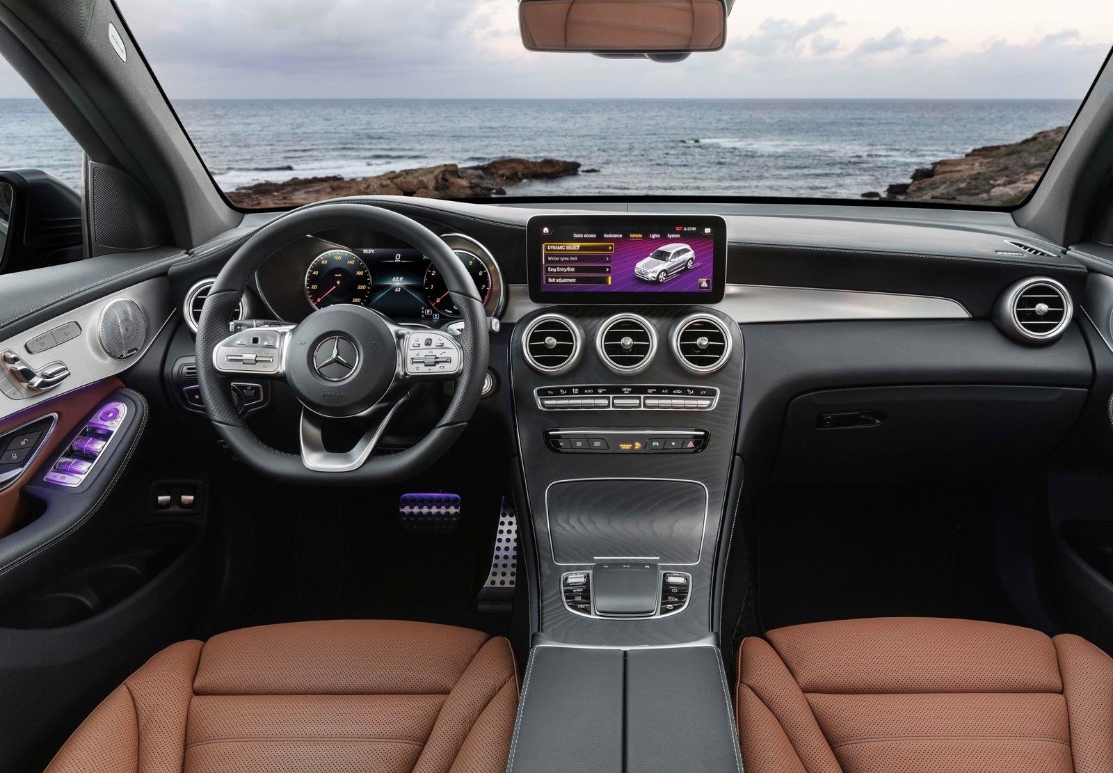 Mercedes-Benz GLC 2019