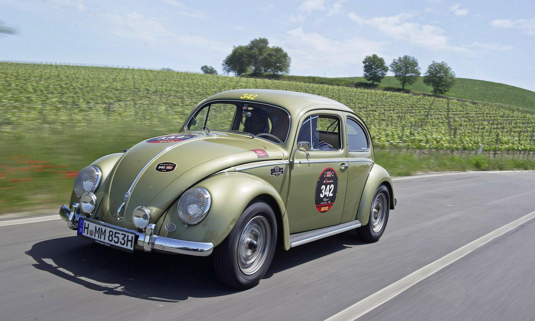 Volkswagen Kever Mille Miglia