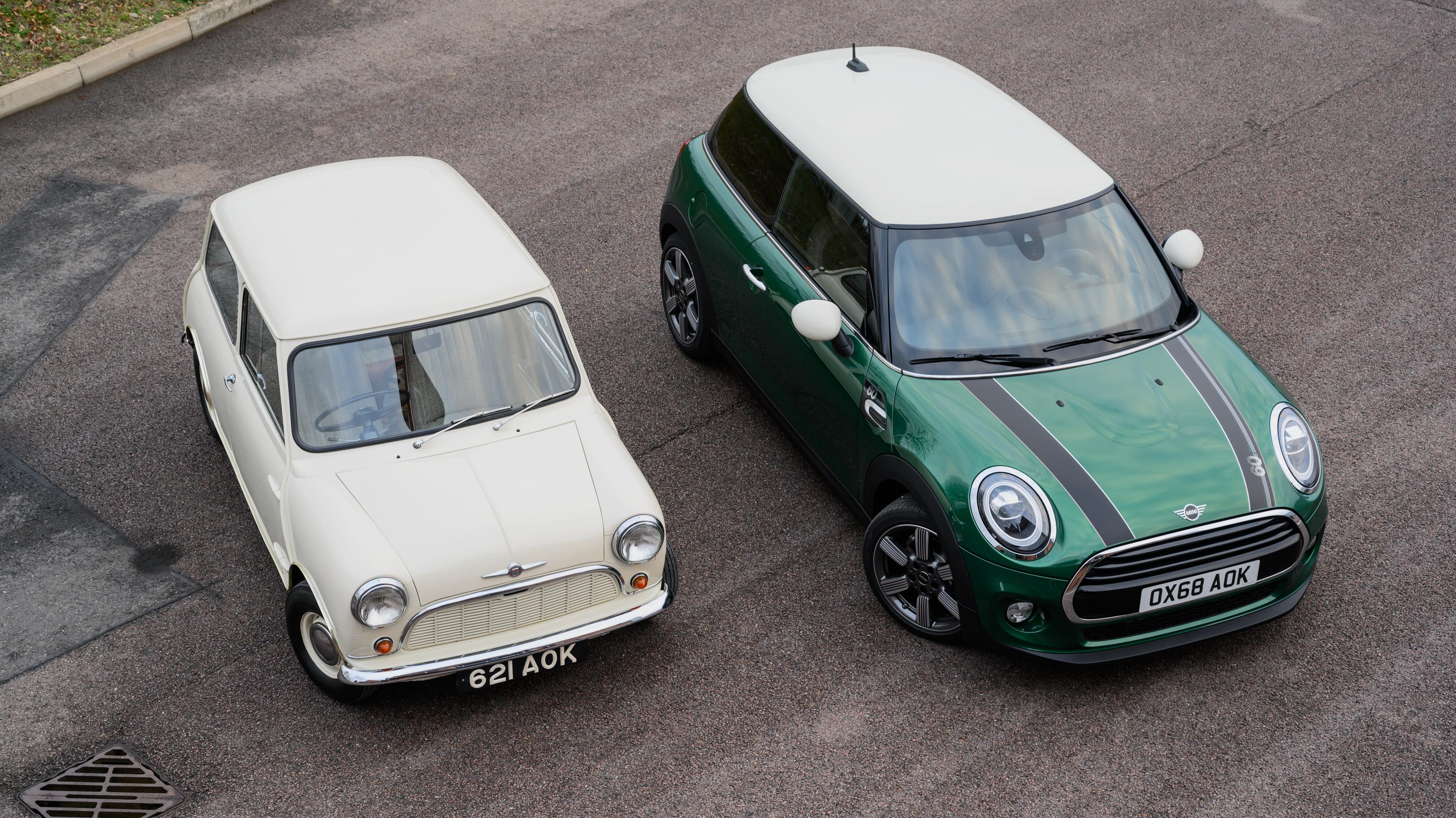 60 jaar Mini