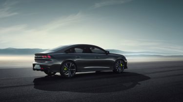 peugeot 508 by peugeot sport engineered