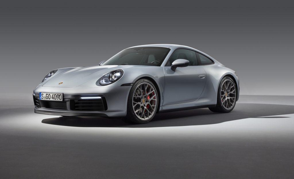 Porsche 911 -991-