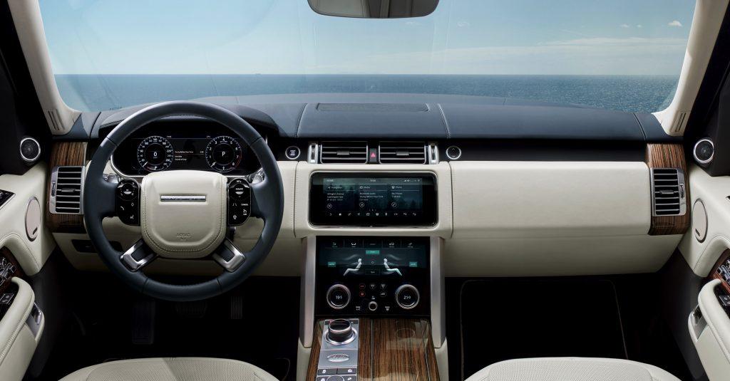 Range Rover P400 MHEV