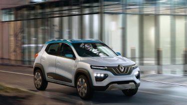 Renault K-ZE Concept (2018) 1