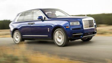 Rolls-Royce Cullinan Foto 5