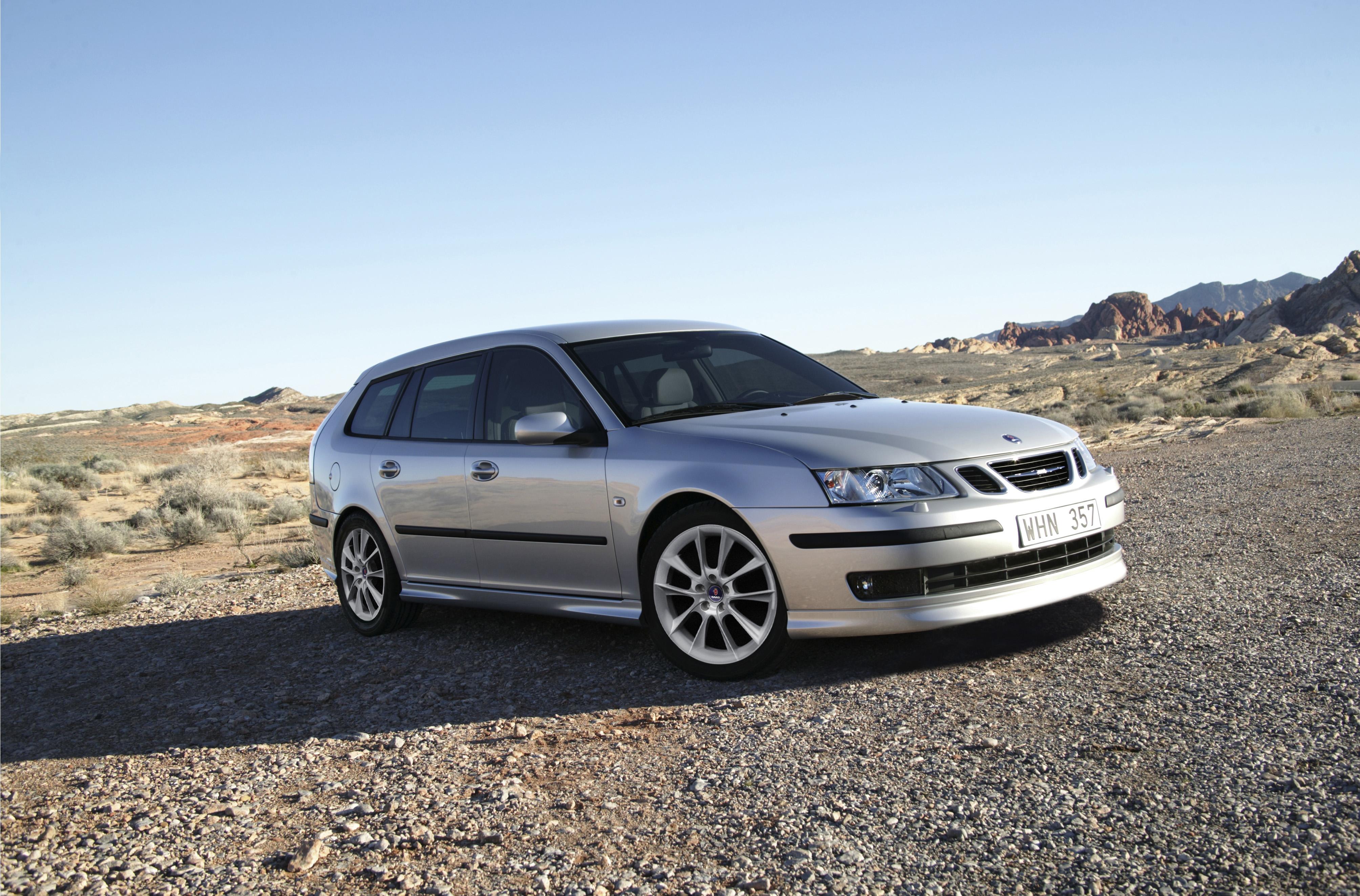 Saab 9-3 2.8T V6 Sport Estate