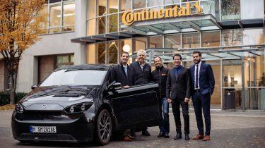 Sono Motors Sion Continental