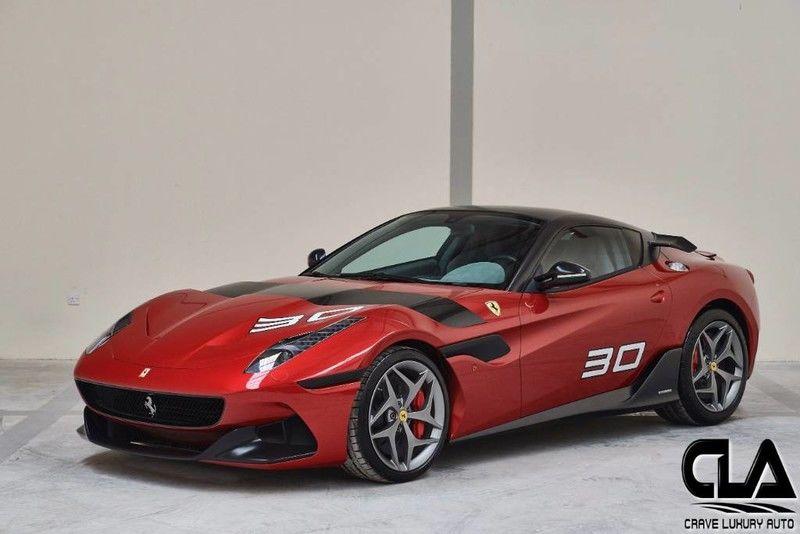 Ferrari SP30