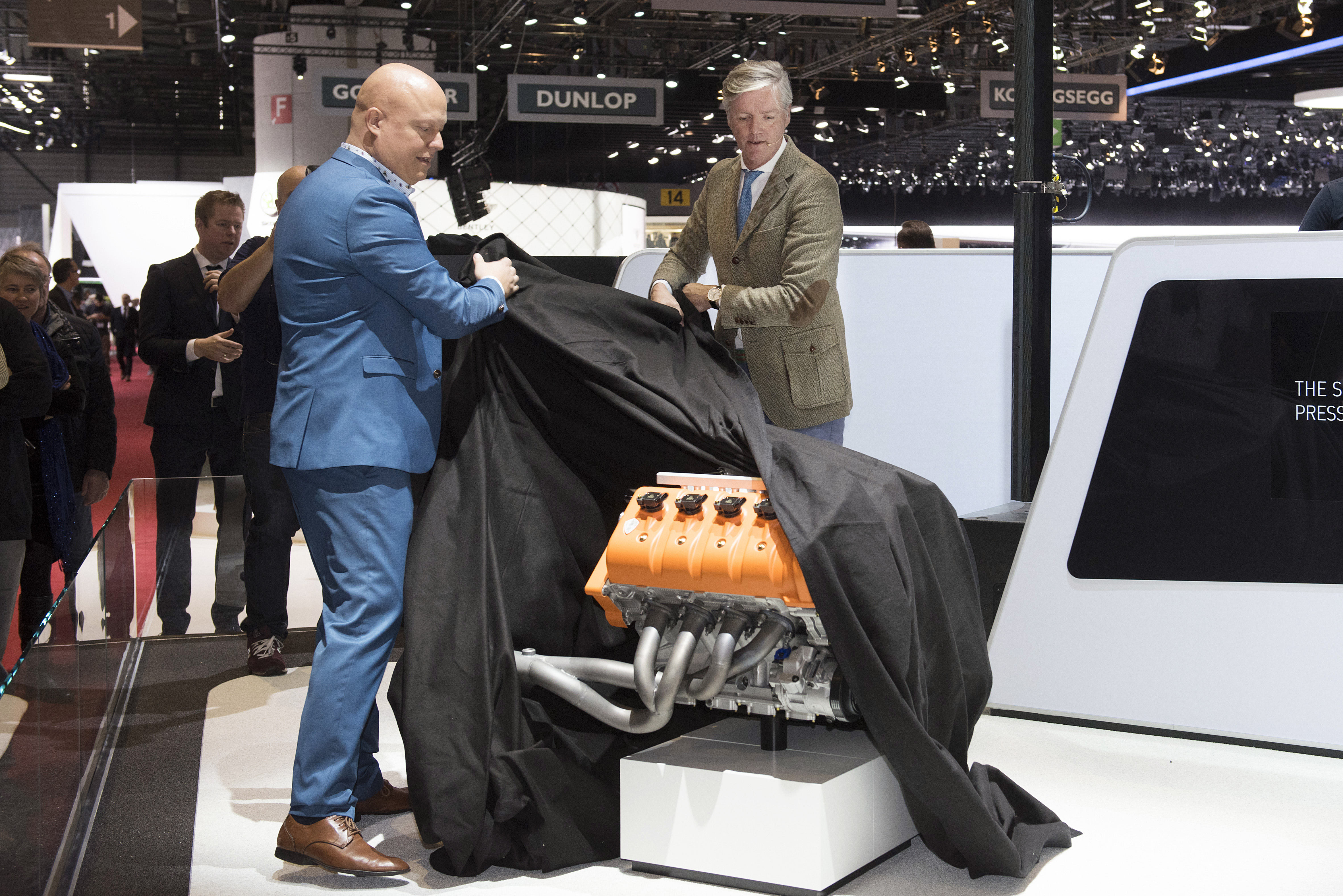 Spyker Koenigsegg