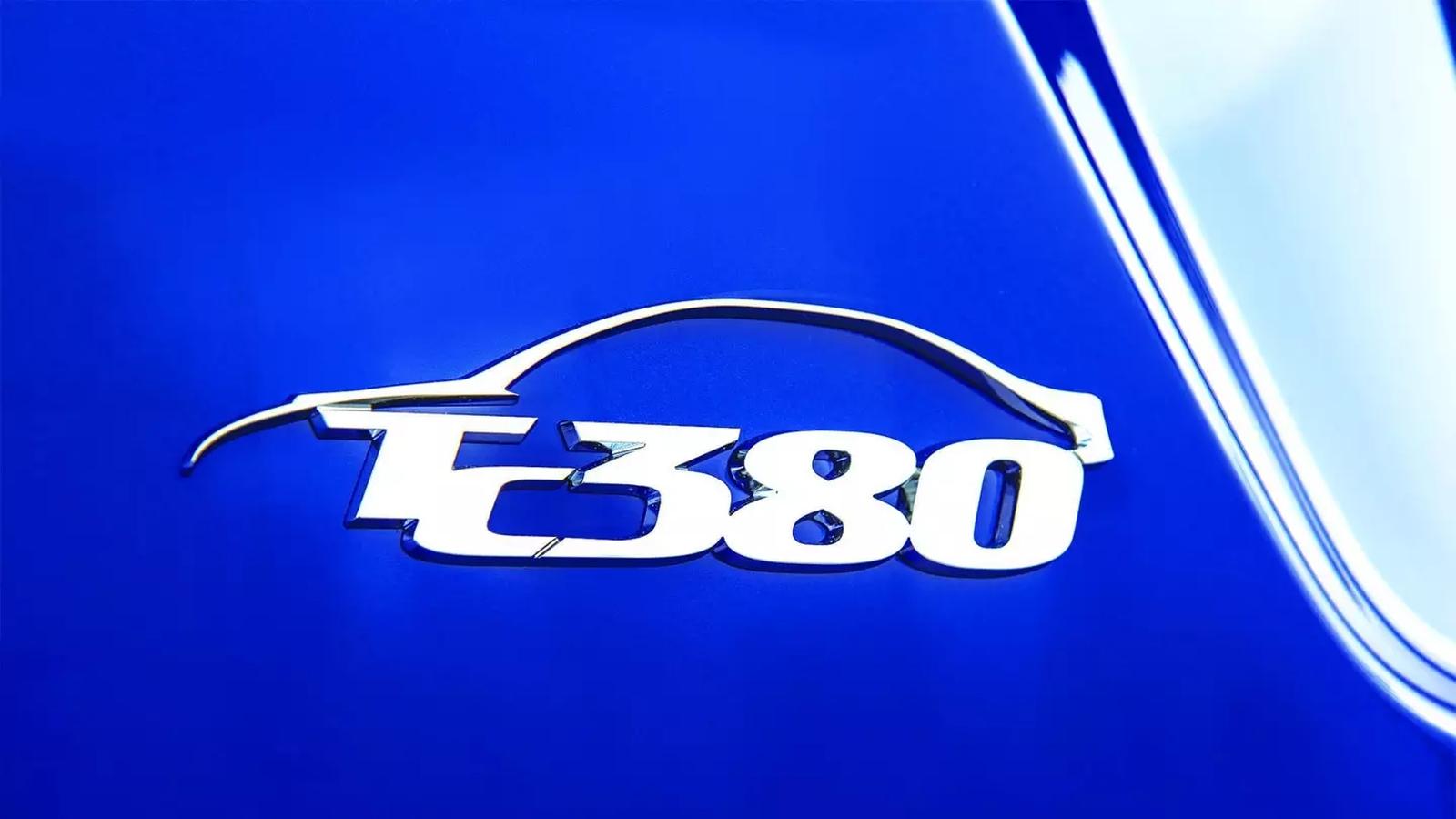 Subaru WRX STI TC 380 teaser
