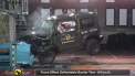 Suzuki Jimny EuroNCAP