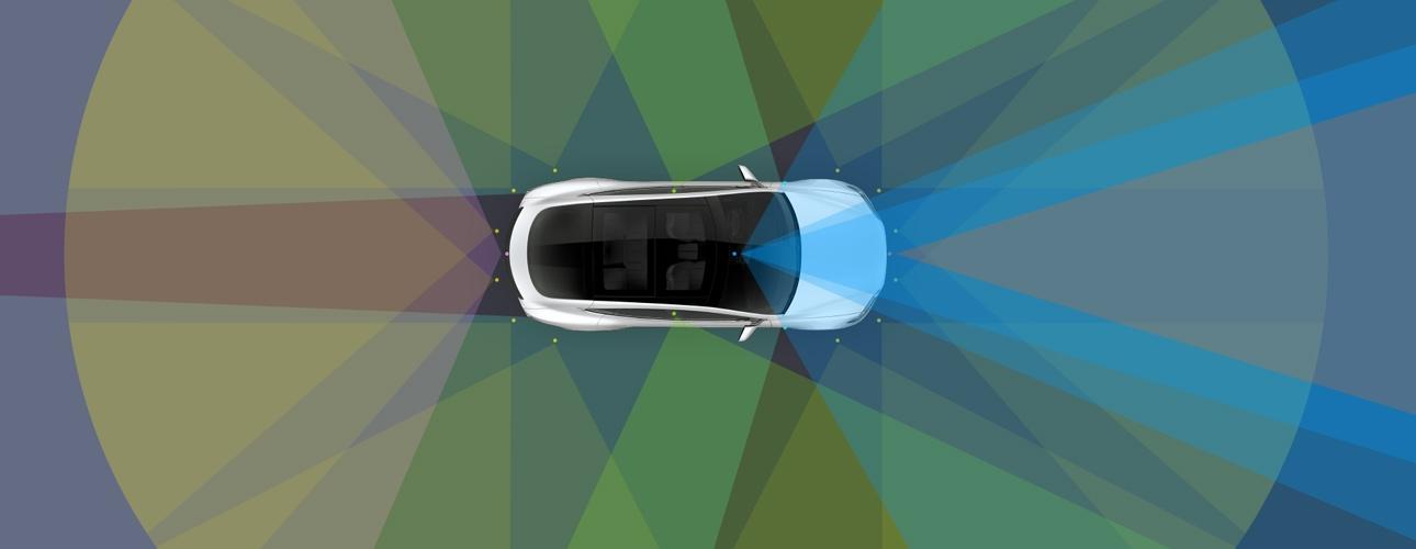 Tesla Geavanceerde Autopilot