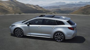 Toyota Corolla Touring Sports 2019 1
