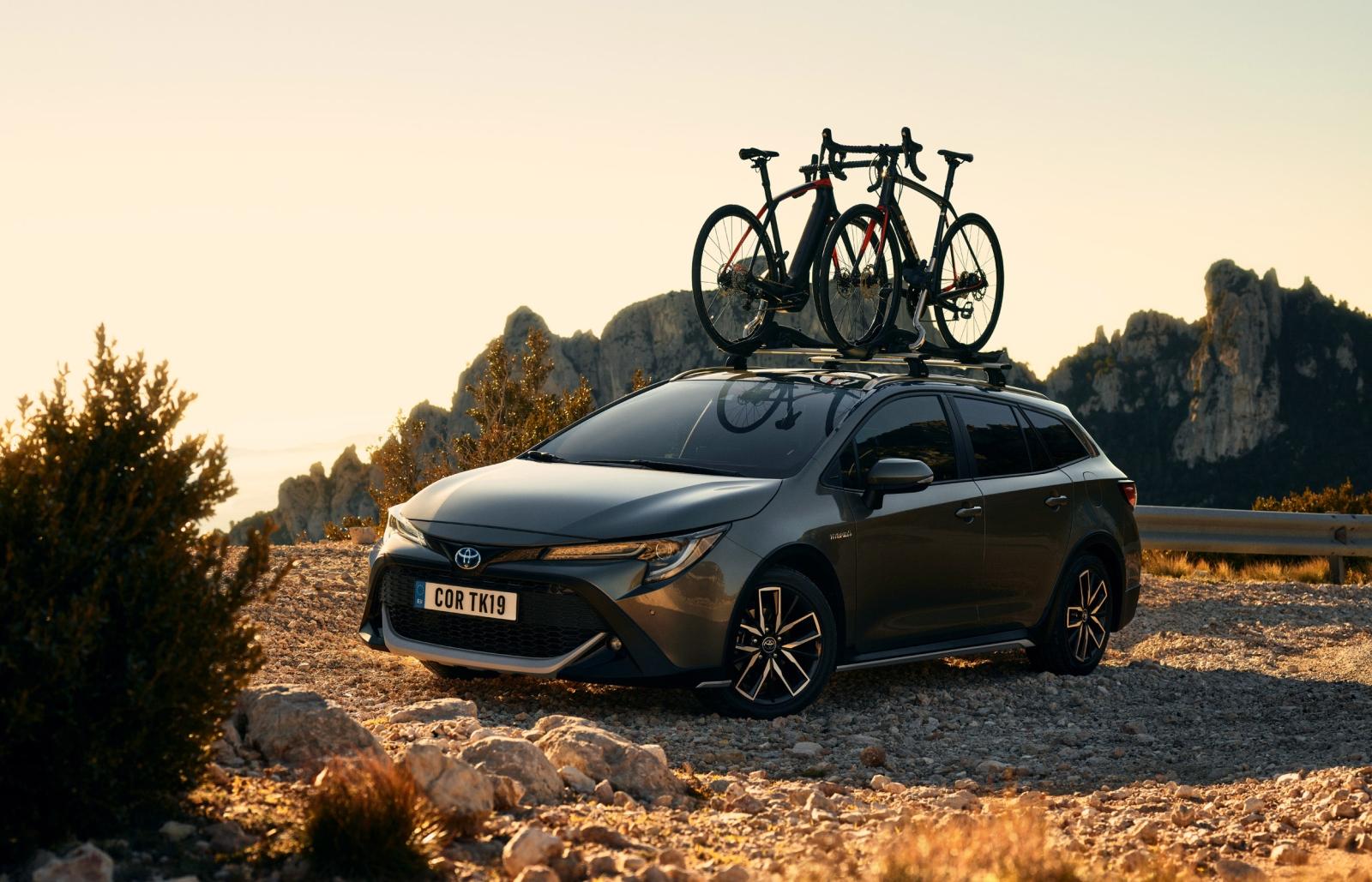 Toyota Corolla TREK 2019