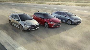 Toyota Corollla 2019 Prijzen Foto 1
