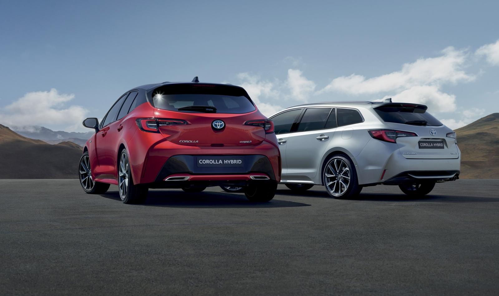 Toyota Corollla 2019