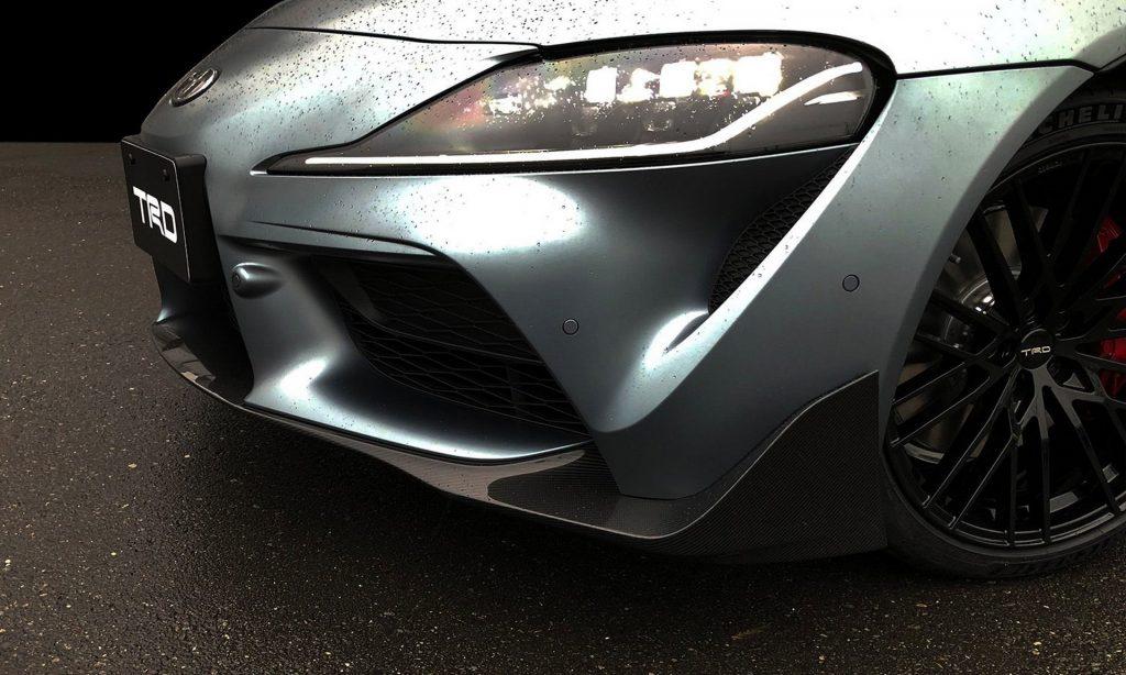 Toyota GR Supra TRD Performance Line Concept 2019