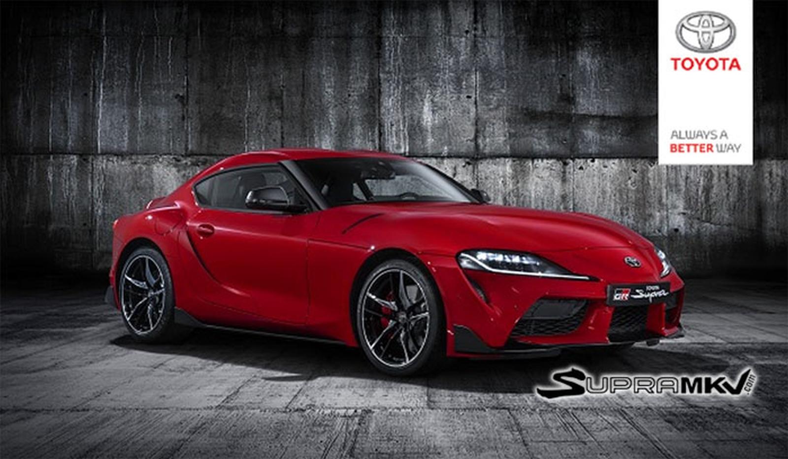 Toyota Supra - SupraMKV