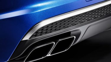 Uitlaat Audi SQ7 TDI
