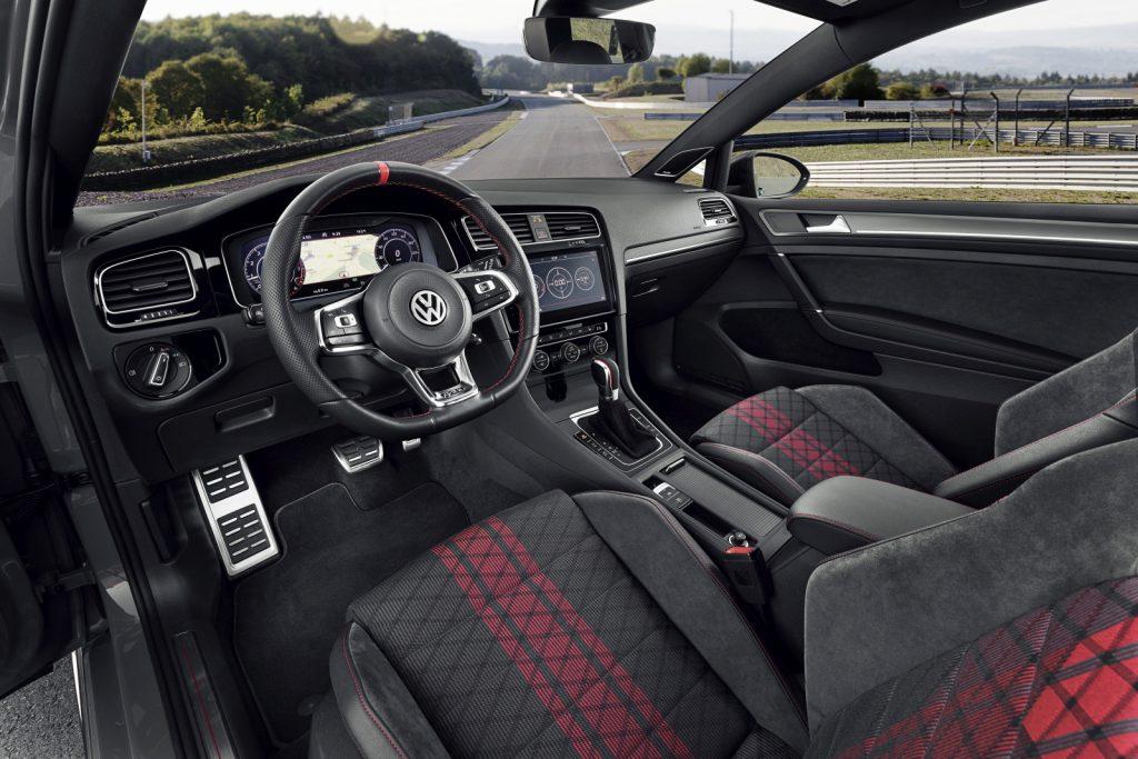 Volkswagen Golf GTI TCR - Duik in de Prijslijst
