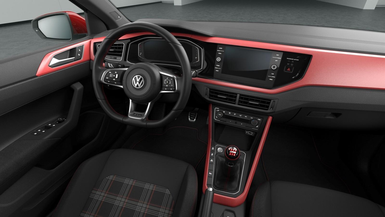 Volkswagen Polo GTI handbak