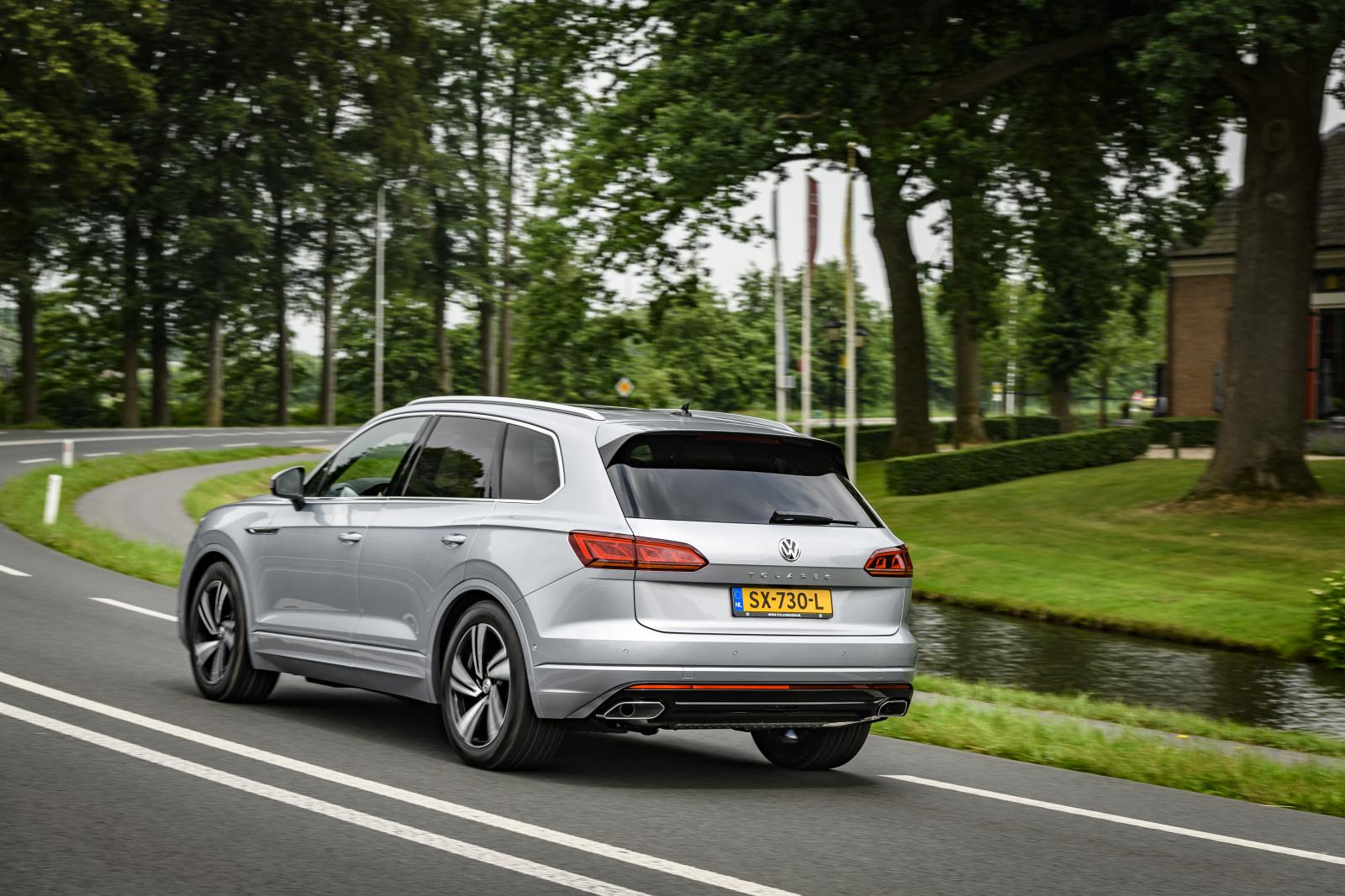 Volkswagen Touareg 2019 V6 TSI