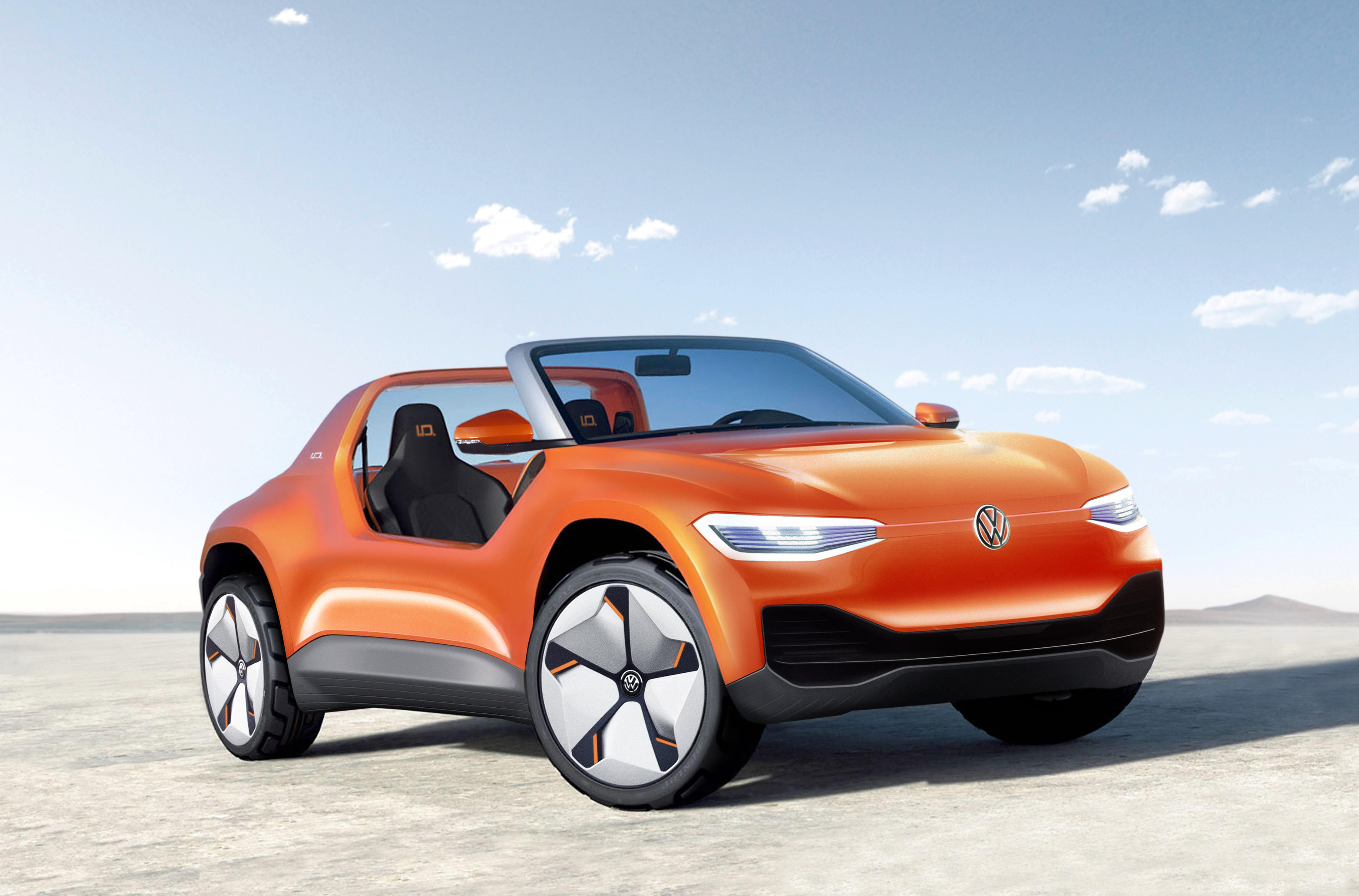 Volkswagen Buggy schulte design