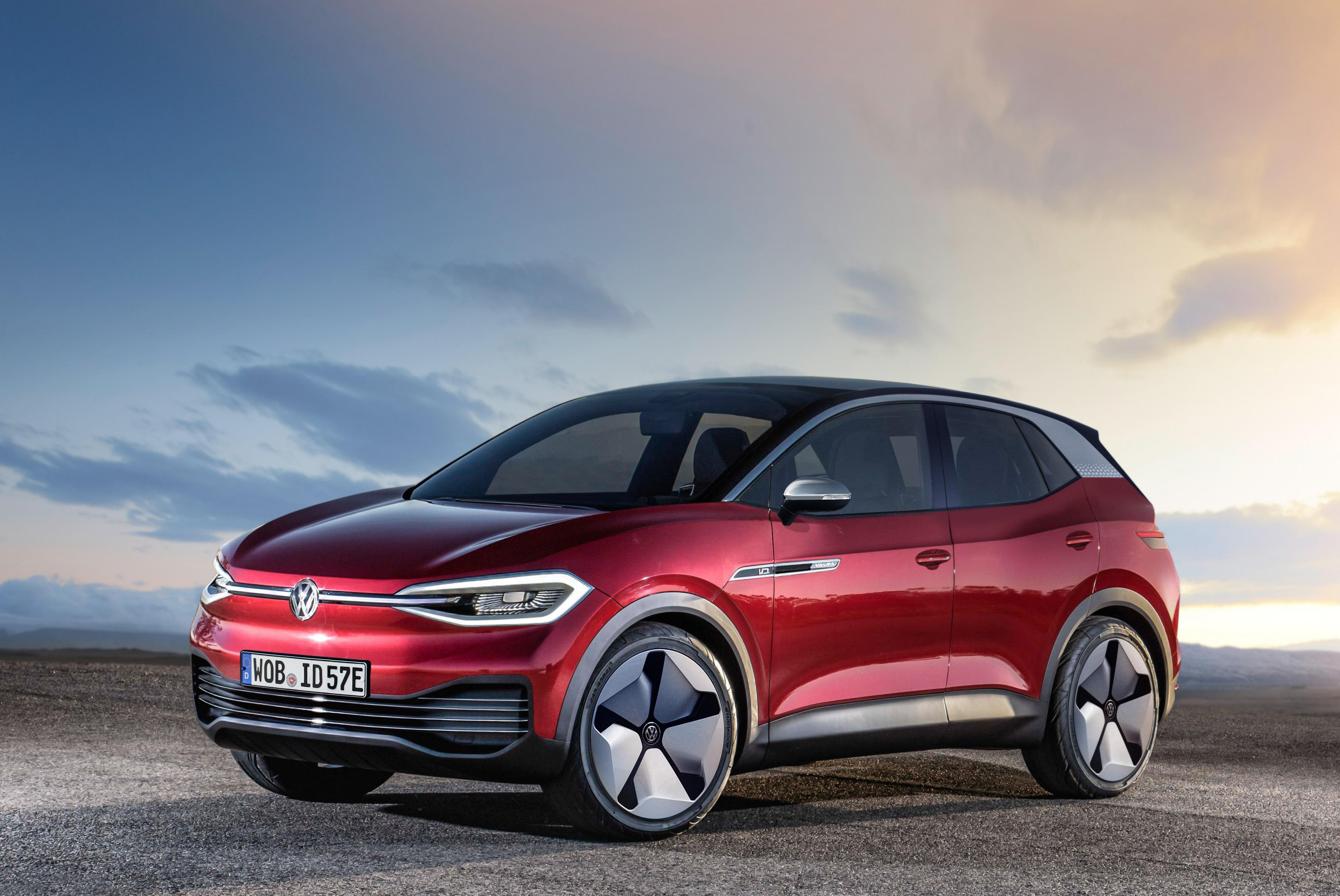 Volkswagen ID.4 komt er als sportieve GTX-uitvoering