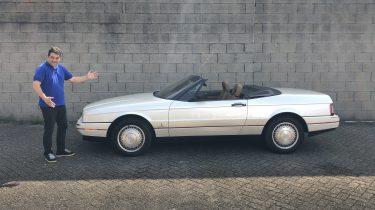 Weetjes Cadillac Allante
