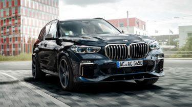 BMW X5 The Boss AC Schnitzer