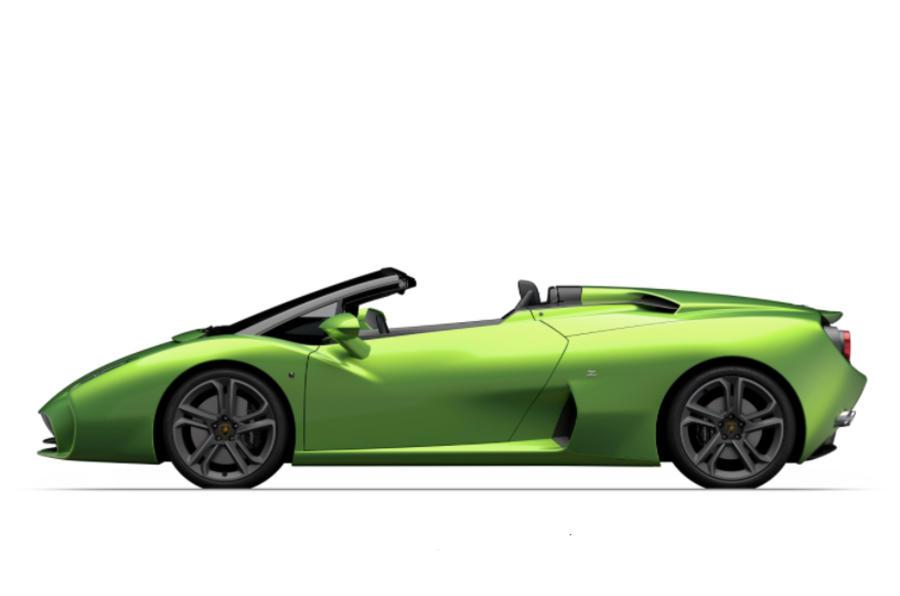 Lamborghini L595